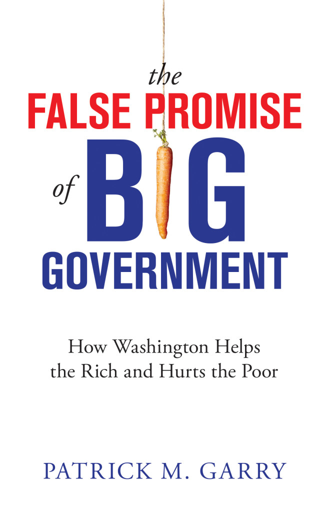 FalsePromiseOfBigGovernment_FrontCover